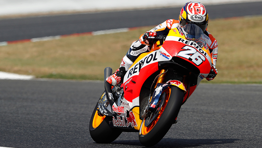 Repsol Honda complete positive Catalunya weekend with Monday test