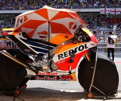 Márquez and Pedrosa head to Holland for Round 8