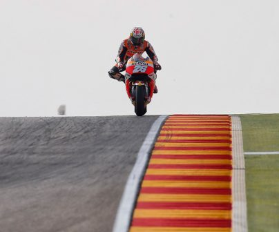 The Spanish 'corkscrew' and other curiosities of the Aragón Grand Prix