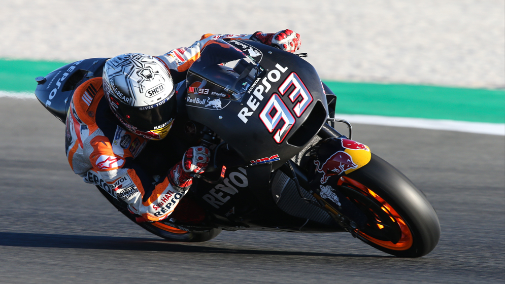 Repsol Honda duo top the time sheets on final day of Valencia test