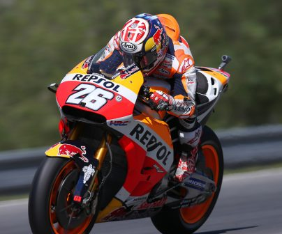 The difficulties of perception in MotoGP