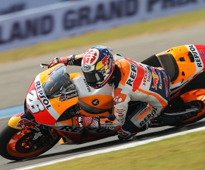 Márquez and Pedrosa up to speed while getting first taste of Buriram Circuit
