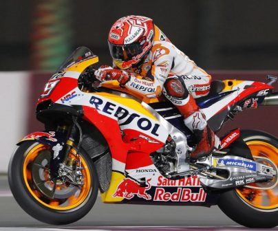 Márquez and Pedrosa kick off 2018 season at Losail