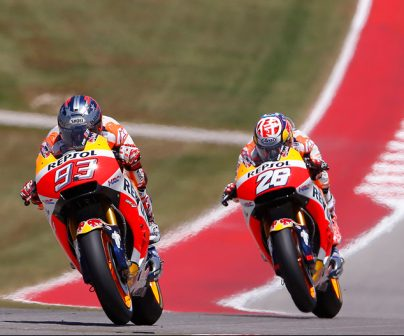 Circuit Of The Americas hosts third round of the season for Márquez and Pedrosa