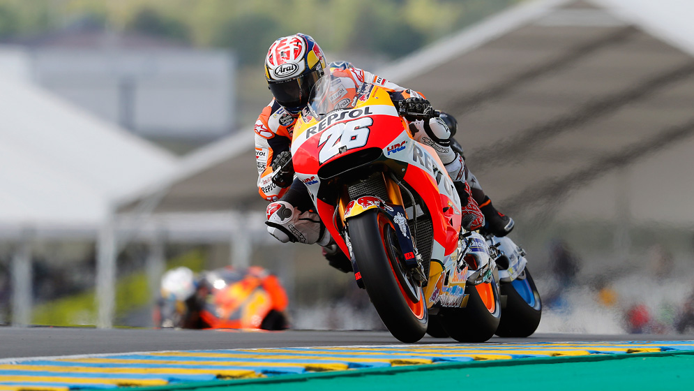 Márquez and Pedrosa travel to France for Round 5 of the season