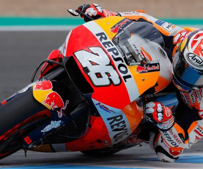 Márquez and Pedrosa complete productive post-race test