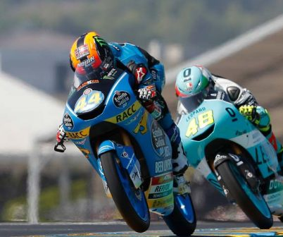 Canet fights back for eighth position
