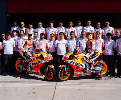 On the team: Who is on the Repsol Honda team?